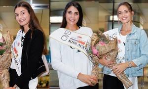 Top 3 Hoa hậu Áo ăn mặc giản dị khi đến Việt Nam