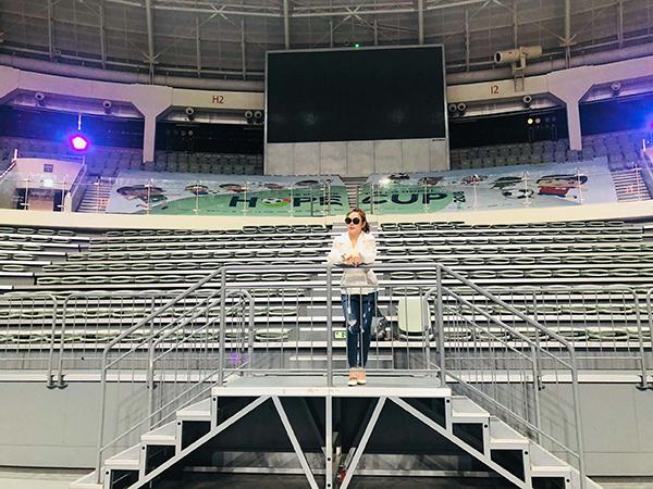 Chia sẻ thêm về live concert, Mỹ Tâm cho biết đây sẽ là đêm nhạc phần lớn là tập hợp những ca khúc mới nhất trong album Tâm 9 cùng những tác phẩm được khán giả yêu mến trong nhiều năm qua. Toàn bộ việc tổ chức và thực hiện live concert lần này đều do ekip Hàn Quốc đảm nhiệm, trong đó NSX âm nhạc Cho Sung Jin sẽ biên tập và giữ vai trò đạo diễn cùng Mỹ Tâm.