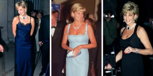 Bước ra khỏi hoàng gia, Diana trở thành người phụ nữ tự tin và mạnh mẽ.