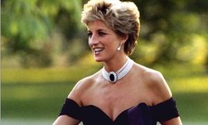 Diana và 'chiếc váy trả thù' gây sốc thế giới