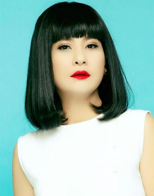 Cát Phượng cho biết cô không dàn xếp cuộc phỏng vấn công khai tình cảm của Kiều Minh Tuấn và An Nguy.