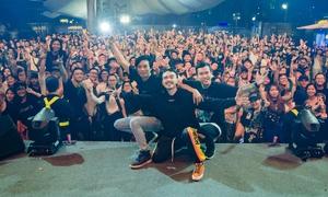 Dàn sao underground 'bùng cháy' tại đại tiệc cùng giới trẻ Sài thành