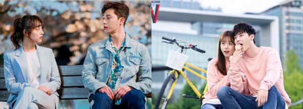 Mặc đồ đôi như phim Hàn là cách để bạn tuyên bố với cả thế rằng hai người chính thức là tình nhân.