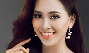 Nhan sắc tân Hoa hậu Việt Nam - Trần Tiểu Vy