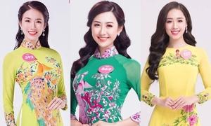 Top 3 thí sinh Hoa hậu Việt Nam tranh danh hiệu 'Người đẹp truyền thông'