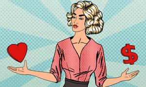 Trắc nghiệm: Cuộc sống sau này của bạn sẽ đầy ắp tình yêu hay tiền bạc?