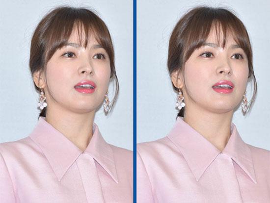 2 mỹ nhân Song Hye Kyo có điểm gì khác biệt? (2)