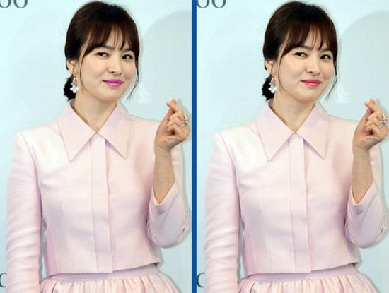2 mỹ nhân Song Hye Kyo có điểm gì khác biệt? (2) - 9