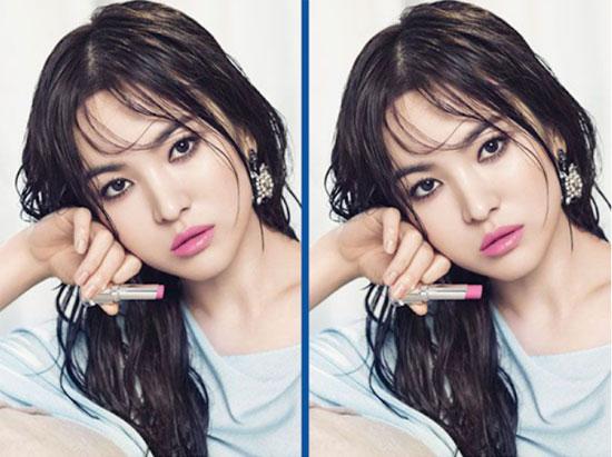 2 mỹ nhân Song Hye Kyo có điểm gì khác biệt? (2) - 10
