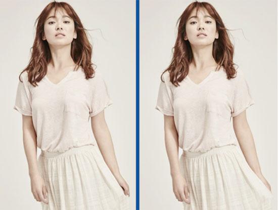 2 mỹ nhân Song Hye Kyo có điểm gì khác biệt? (2) - 11