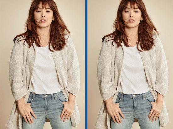 2 mỹ nhân Song Hye Kyo có điểm gì khác biệt? (2) - 1