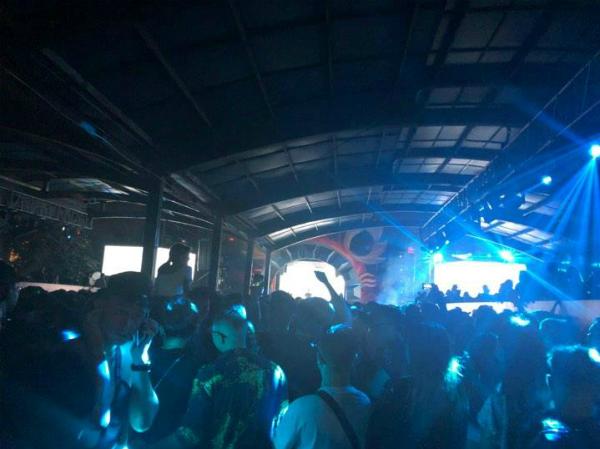 Hình ảnh tại Festival EDM tối 16/9. Ảnh: Ngọc Sơn,