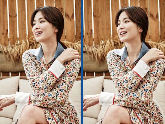 2 mỹ nhân Song Hye Kyo có điểm gì khác biệt? (2) - 7