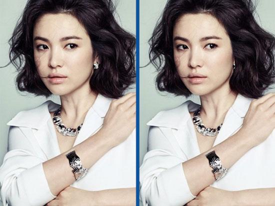 2 mỹ nhân Song Hye Kyo có điểm gì khác biệt? (2) - 8