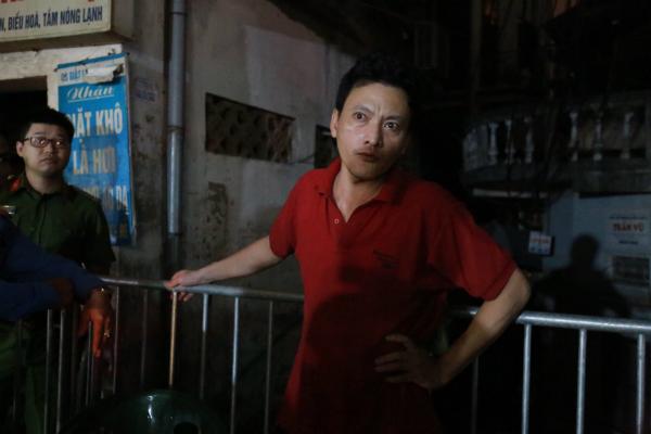 Anh Trần Thụ: Tôi đã nhiều lần phàn nàn về hệ thống điện ở các khu nhà trọ.