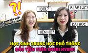 Cuộc sống của học sinh cấp 3 Hàn Quốc như thế nào?