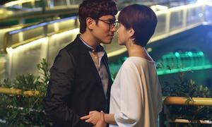 Nhập tâm đến mức yêu nhau thật, Kiều Minh Tuấn - An Nguy vẫn gượng gạo trên phim