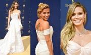 Mỹ nhân Hollywood 'lên đồ' đẳng cấp dự Emmy 2018