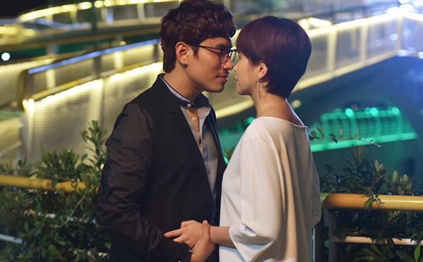 Kiều Minh Tuấn - An Nguy không có phản ứng hóa học trên phim.