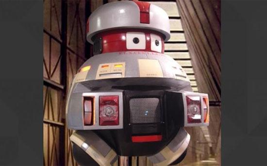 Những con robot này xuất hiện trong phim nào? - 10