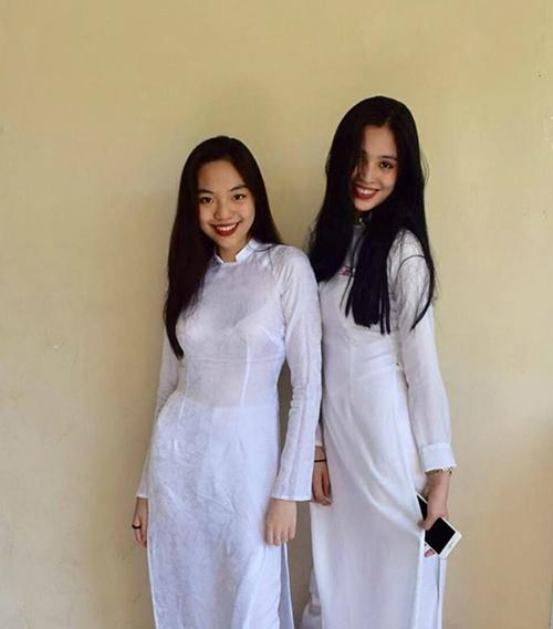 Đọ vẻ thiên thần áo trắng của top 3 Hoa hậu Việt Nam 2018 - 3