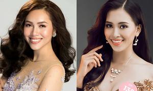 Hoa hậu Trần Tiểu Vy giống Á hậu Hoàng My như chị em thất lạc