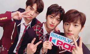 The Boyz: Tân binh 'mới nổi' trong các bảng xếp hạng visual