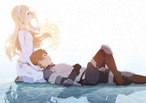 Bộ phim có nét vẽ đẹp cùng câu chuyện cảm động.