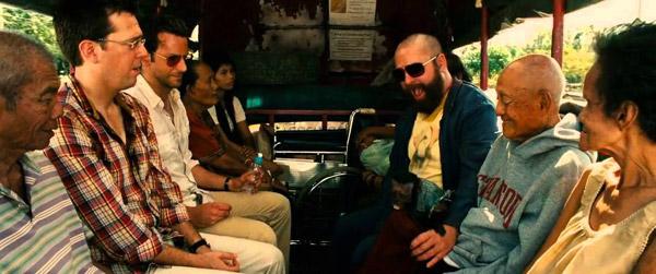 Dù là phim hài, The Hangover Part II vẫn khiến một diễn viên tổn thương não vĩnh viễn - 2