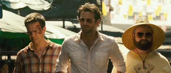 Dù là phim hài, The Hangover Part II vẫn khiến một diễn viên tổn thương não vĩnh viễn