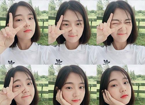Cô nàng sinh năm 2002 ngoài đời rất đáng yêu, thường tương tác với người hâm mộ. Eun Soo sẽ theo nghiệp diễn, ít có khả năng gia nhập nhóm nữ của JYP.