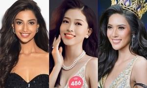 Những nhan sắc tại Miss Grand International 2018 khiến Phương Nga phải dè chừng