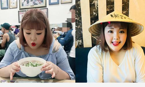 Vì sao 'Thánh ăn mập mạp' mê hoặc fan châu Á?