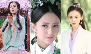 Vừa có tin remake, fan đã nhiệt tình chọn người đóng Hàm Hương trong 'Hoàn Châu cách cách'