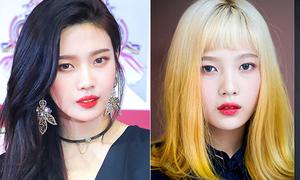 Khác biệt nhan sắc của idol Hàn khi để tóc kiểu Á và kiểu Tây