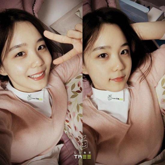 Ban gái tin đồn của Jung Kook là thành viên hụt của Tân binh quái vật 2018 - 6