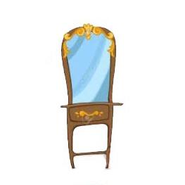 Trắc nghiệm: Chiếc gương nào dưới đây có thể thấu rọi tâm hồn bạn? - 1