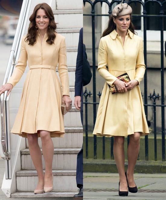 Công nương Kate là người siêu tiết kiệm, luôn mặc đi mặc lại đồ cũ? - 3