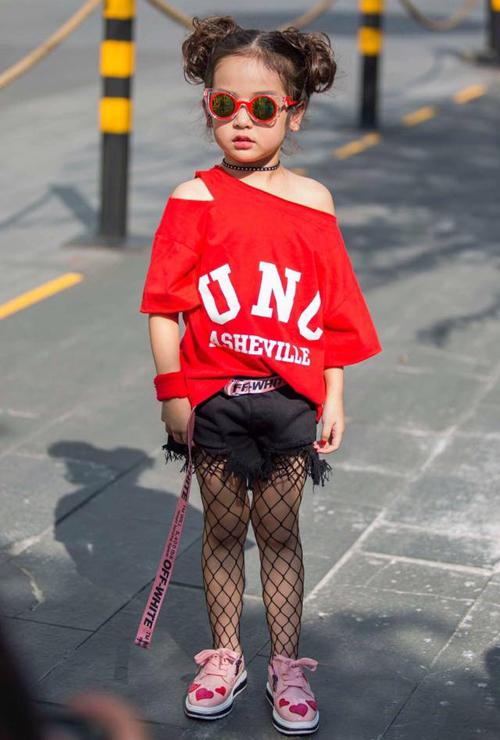Con gái Kiều Minh Tuấn ngoài đời có style siêu sành điệu - 9
