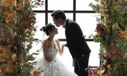 Hé lộ ảnh cưới đầu tiên của Trường Giang - Nhã Phương
