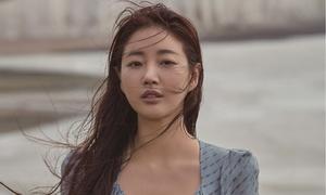 Loạt ảnh xinh đẹp của U40 Kim Sa Rang khiến netizen nhầm là...gái 20
