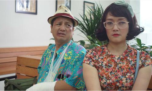 Những trích đoạn 'lầy lội' của ông bố Quang Quác trong phim 'Yêu thì ghét thôi'