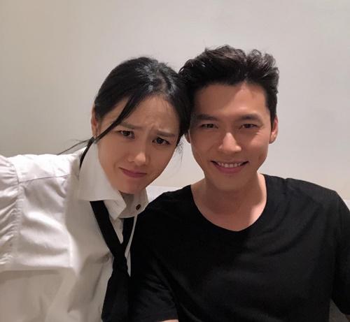 Son Ye Jin làm mặt xấu nhưng trông vẫn rất đẹp đôi bên Hyun Bin.