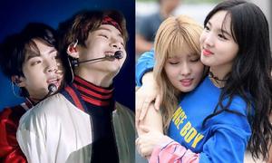 Netizen Hàn tranh cãi về 'văn hóa ghép đôi' trong Kpop