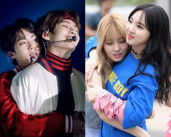 Nhiều fan Kpop thích gán ghép các thành viên trong nhóm thành một cặp.