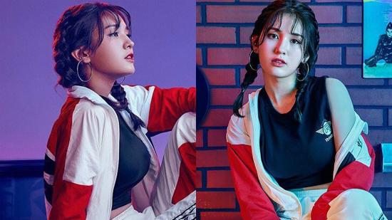 Somi ký hợp đồng với công ty con của YG.