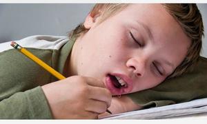 Chảy nước dãi khi ngủ, có nguy hiểm?