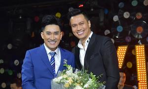 Việt Anh được Quang Hà mời đóng MV vì có 'bộ mặt Sở Khanh'