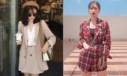 3 cách diện blazer sành điệu được con gái Việt thích nhất