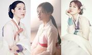 Sao Hàn mặc hanbok: Kẻ bị gọi là kỹ nữ, người được khen 'đẹp lay động lòng người'
